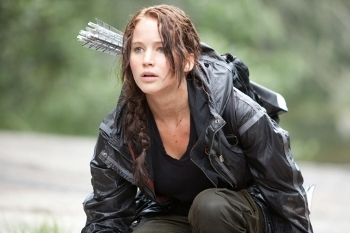 Katniss is the ultimate heroine, combining savvy street smarts with athletic ability and drive
