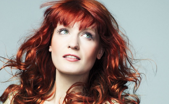 Florence Welch is the lead singer and songwriter behind the band.