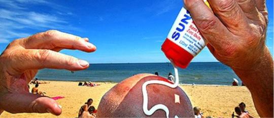 Feature feature sunscreen