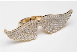 Angel Wings Ring
