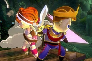 fable heroes screenshot characters