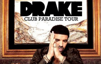 Drake is ready to kick off his Club Paradise Tour
