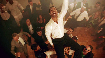 "In Drake's video for ""HFYR"" he has a re-Bar Mitzvah"