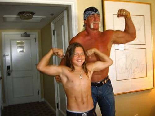 Richard Sandrak | World's Strongest Boy | Pictures | Pics | Little ...