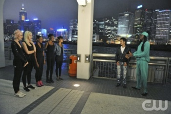 America's Next Top Model British Invasion: Cycle 18, Episode 10 :: Nicholas Tse
