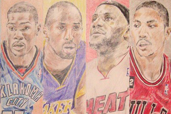 Top 4 Players in the NBA
