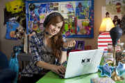 Check out the Kidzworld DVD Review of Radio Rebel starring Debby Ryan (from Jessie) and Adam DiMarco!