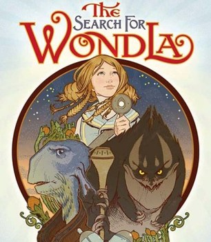 Book Review: The Search for WondLa by Tony DiTerlizzi