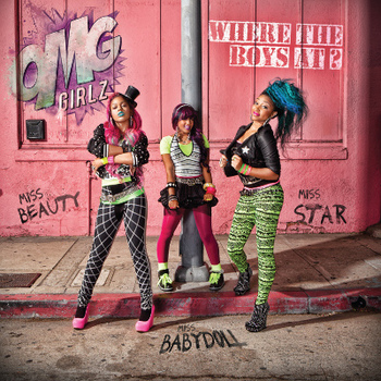 OMG Girlz Single cover