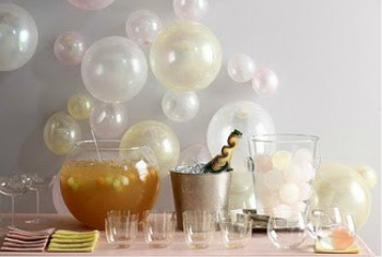 Wall Balloons Make the Party!