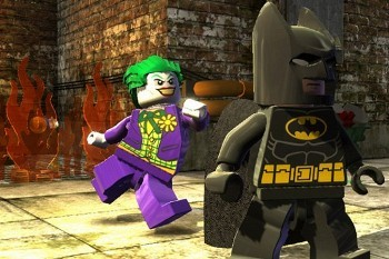 LEGO Batman 2: DC Super Heroes screenshot batman joker