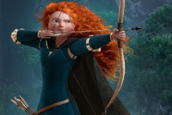 Princess Merida in Brave the Video Game