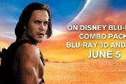 Disney's John Carter Blu-ray and DVD Review