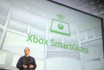SmartGlass Microsoft app