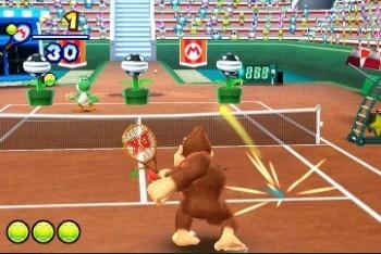 Donkey Kong Yoshi mini game
