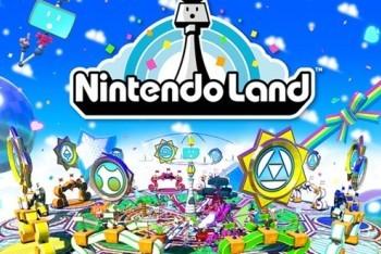 NintendoLand logo