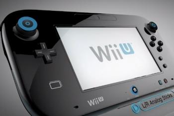 Wii U Black Wiipad