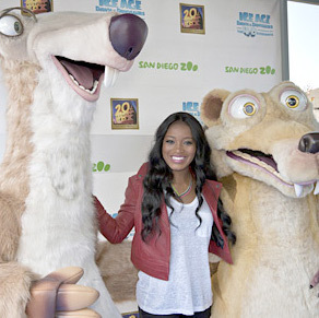 Keke opens San Diego Zoo Ice Age attraction