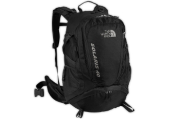 North Face Solaris 40-pack
