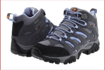 Merrill mid-rise lightweight hiking boots