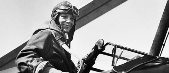 This summer is the 75th anniversary of legendary pilot Amelia Earhart's disappearance, find out more in her Kidzworld Bio!
