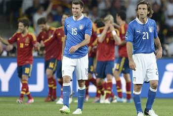 Italians lose EuroCup