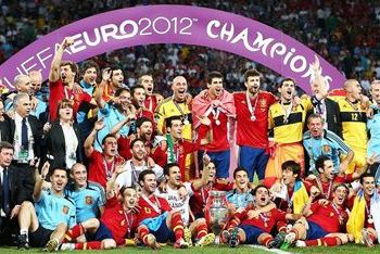 Spain wins 4-0
