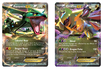 Pokémon TCG: Dragons Exalted
