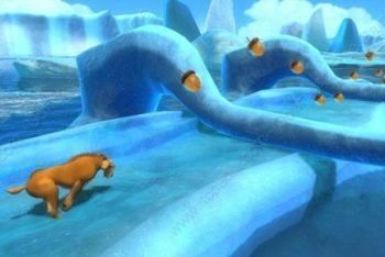 Ice Age: Continental Drift-Arctic Games screenshot diego sledge