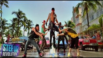 """Step Up: Revolution"" Movie Review"
