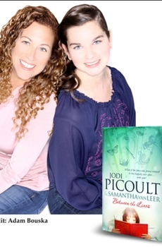 Jodi Picoult and Samantha Van Leer