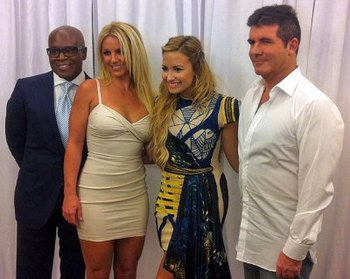 The X-Factor Judges