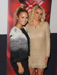 Demi and Britney