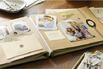 Arrange Each Page to Share your Memory
