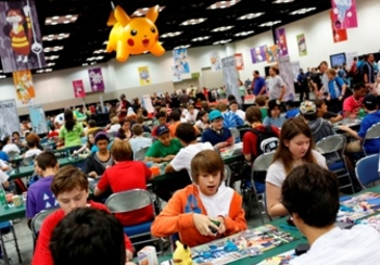 Pokémon players at the U.S. National Championship