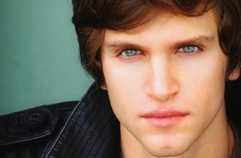 Keegan originally planned to work behind the scenes on set