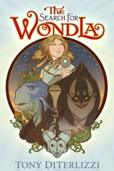 Book Review: A Hero for WondLa by Tony DiTerlizzi