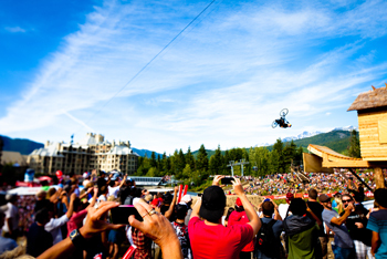 Whistler Chalet Events