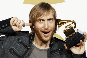 David Guetta won a Grammy in February 2012