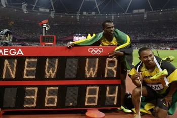 Jamaica World Record