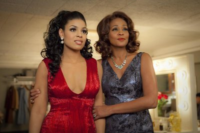 Whitney with Jordin Sparks