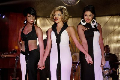 Tika Sumpter, Carmen Ejogo, and Jordin Sparks in Sparkle
