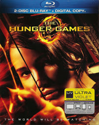 Hunger Games Cover Art