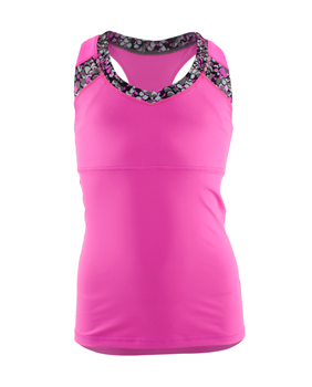 Run Or Racket Tank Front