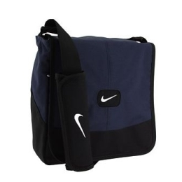 The Nike kids lunch tote features sporty style and has room for varsity-sized lunches and sports bottles