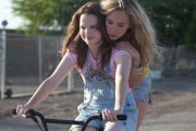 Kay Panabaker and Juno Temple: Friends Forever