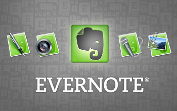 Evernote is a great app for homework help