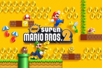 New Super Mario Bros. 2 Title