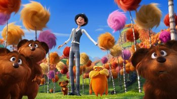 Young Once-Ler with Lorax
