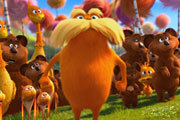 Dr. Seuss' The Lorax Exclusive Clip